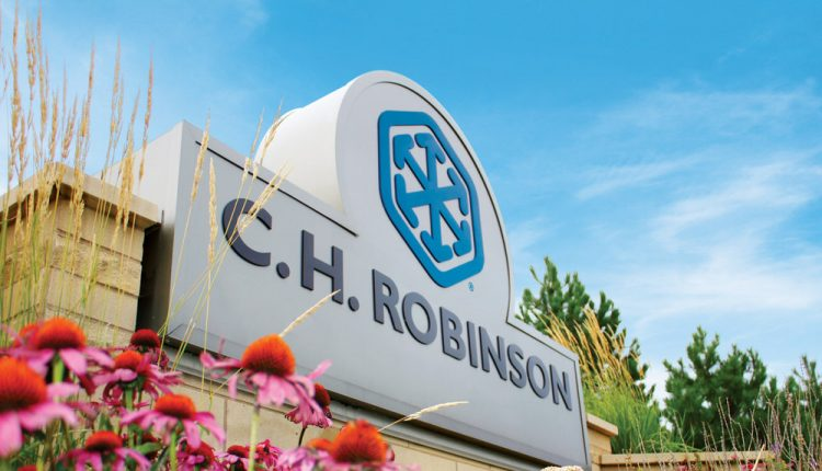 Technology innovation keeps CH Robinson focused on customers