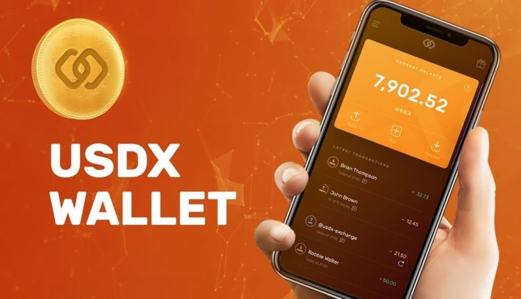 USDX Wallet: a Solution for Effortless Crypto Transfers | Crypto