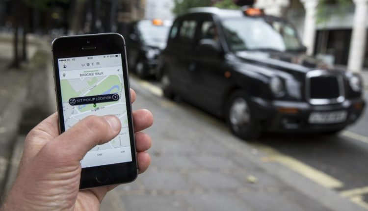 Uber fined nearly $1.2 million by British and Dutch authorities for 2016 data breach