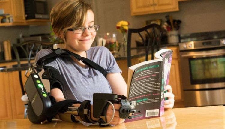 Wearable robot brace is approved for adolescents