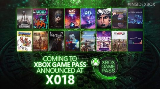 Xbox Game Pass Adding 16 New Titles Including PUBG, Hellblade | Gaming News
