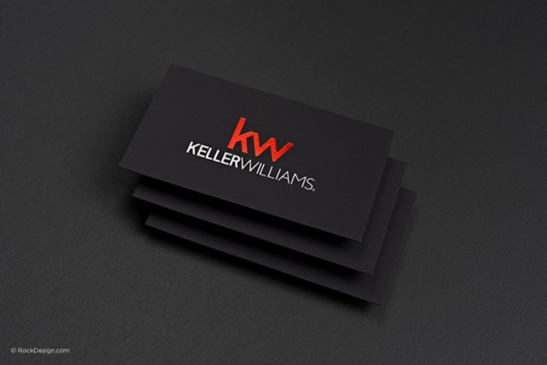 keller-williams-realtor-business-card