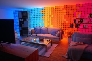 What is Nanoleaf Smart light panels and canvas explored image 1