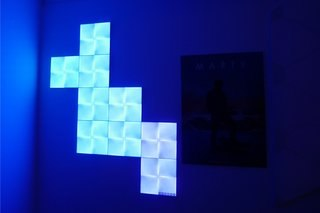Nanoleaf Canvas installed image 2