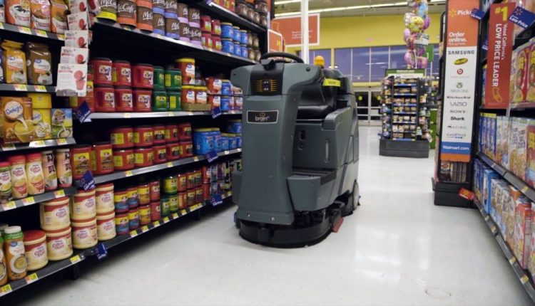 Brain to Expand Self-Driving Floor-Cleaning Robots in Stores