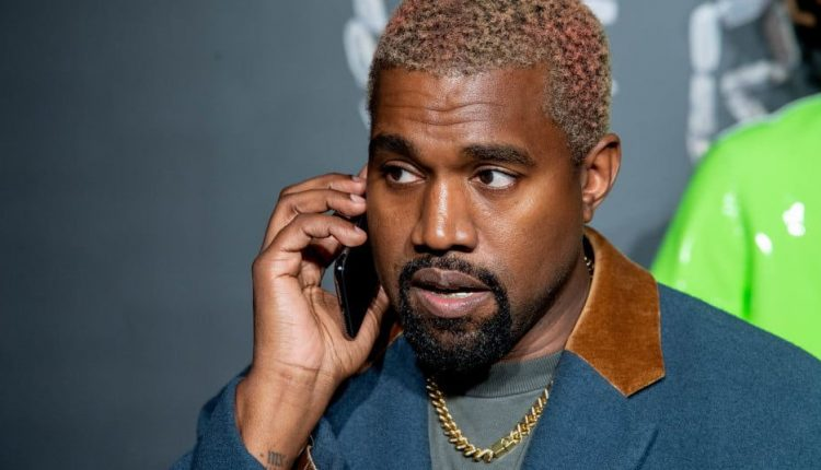Broadway actor tells Kanye West to get off his smartphone during opening night