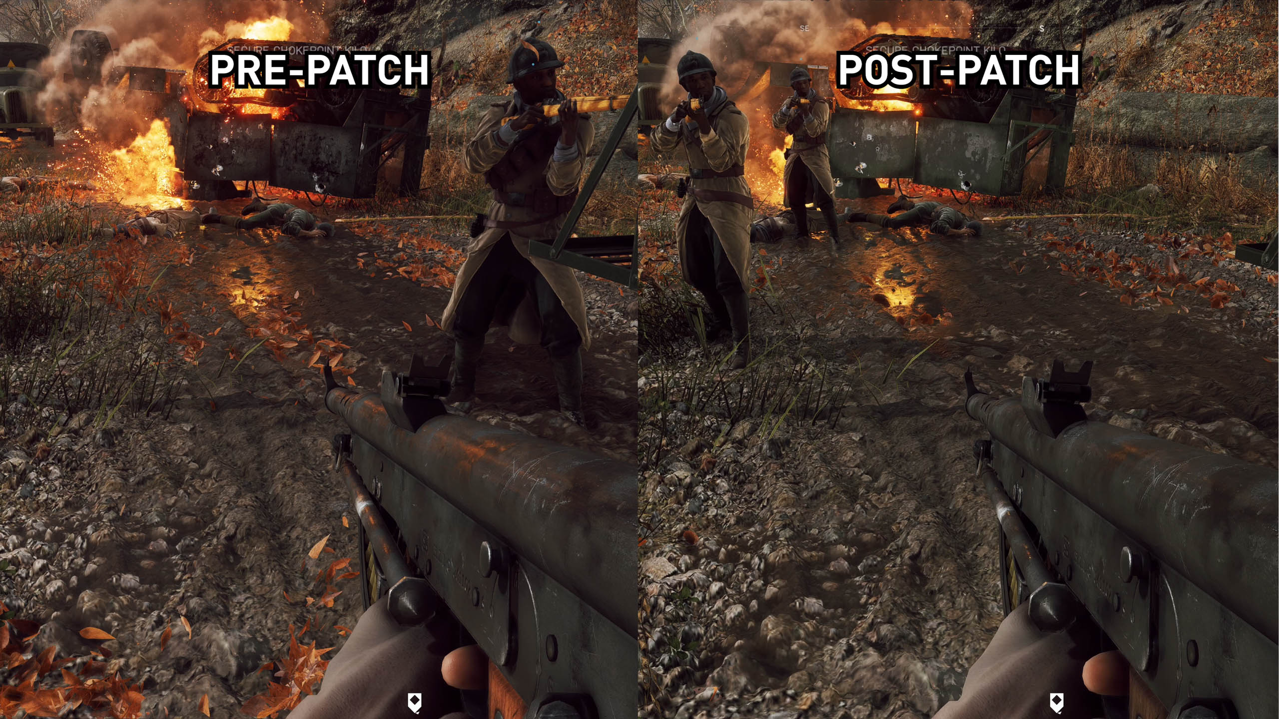 Revisiting Battlefield V Ray Tracing Performance