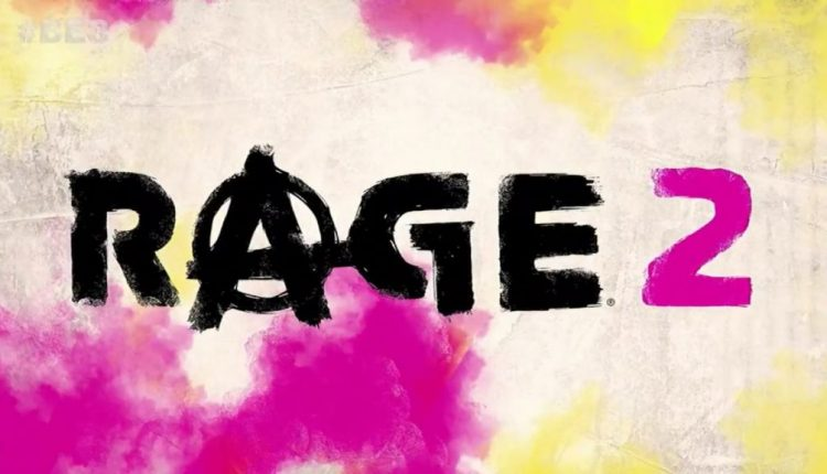 Rage 2 release date, trailer, news and rumors
