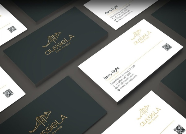 aussieLA-realtor-business-card