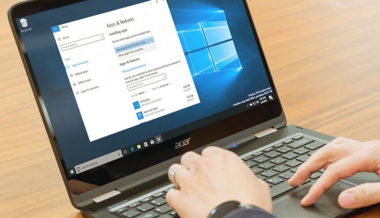 How to change file associations in Windows 10