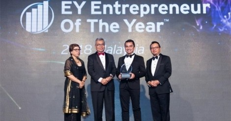 Forest Interactive CEO is EY Technology Entrepreneur Of The Year 2018 Malaysia
