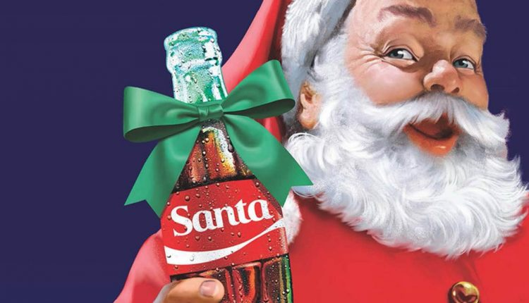 The brand storytelling genius of the Coca-Cola Santa