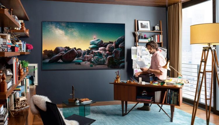 Samsung Smart TVs with two language assistants from 2019