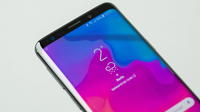 AndroidPIT Samsung Galaxy S9 0725