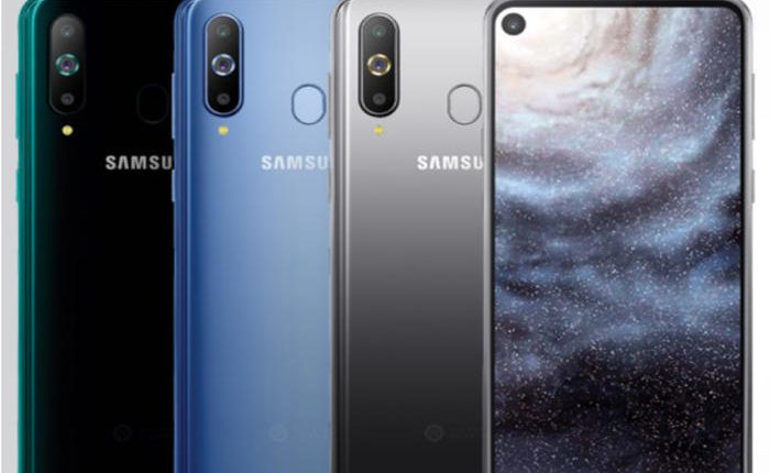 The new Samsung A8s could be our first look at the Galaxy S10