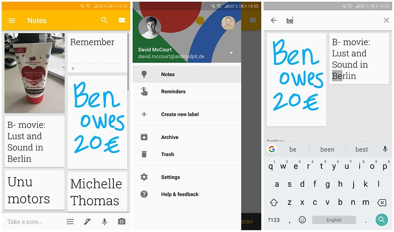 google keep best apps