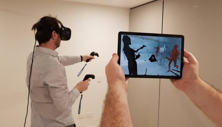 Viewr gives friends a window into what you are doing in VR