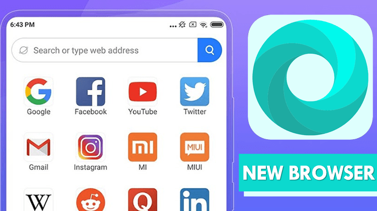 All-New Web Browser Of Xiaomi