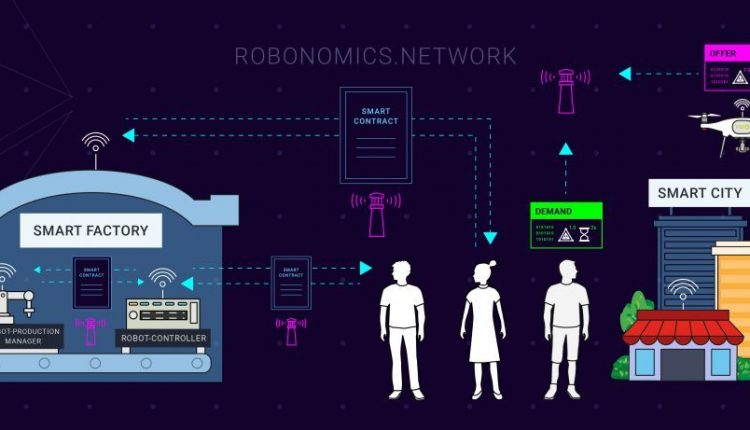 P2P Network for Industrial Robots Allows Enterprises to Scale