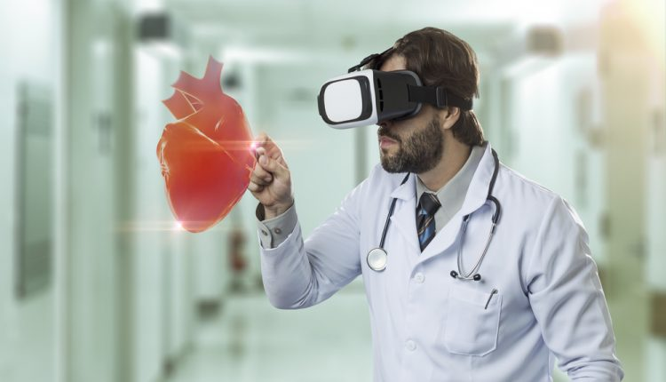 Patients View the Heart and Cancer with New Medical VR Advances