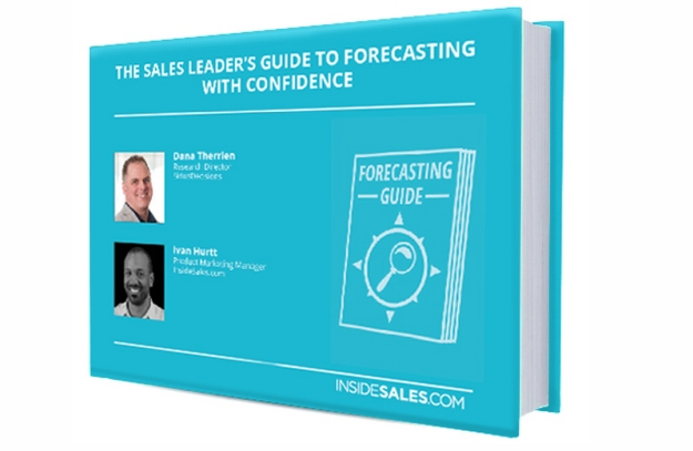 Sales Forecasting Ebook | Strategies for More Accurate Sales Forecasting