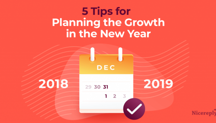 5 Tips for Planning the Growth of your Support Team in the New Year