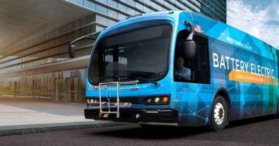 All New Public Buses in California Have to Be Electric by 2029