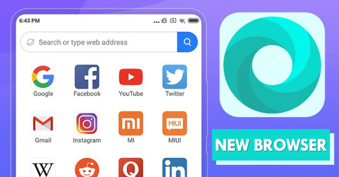 Meet The All-New Web Browser Of Xiaomi