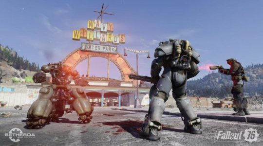 Fallout 76 Lunchboxes May Offer Pay to Win Advantage