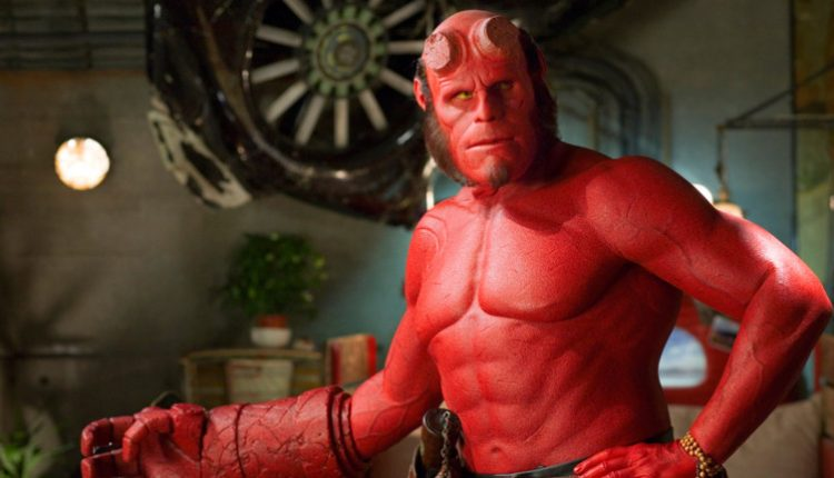 Guillermo Del Toro Fought For Years To Get Ron Perlman As Hellboy