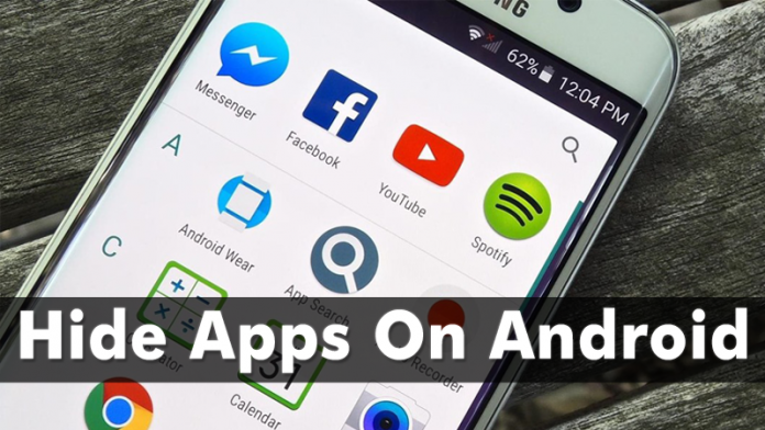 How to Hide Apps On Android (Latest Methods)