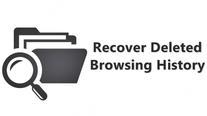 How To Recover Deleted Browsing History