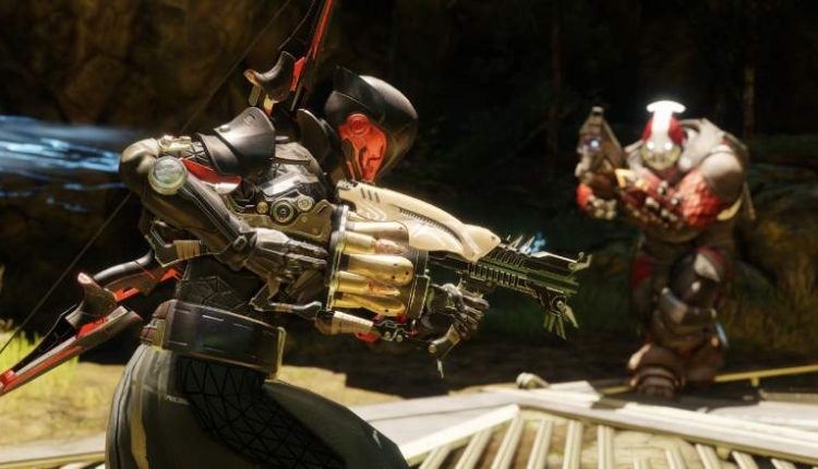How to Get Secret Black Armory Bounties in Destiny 2