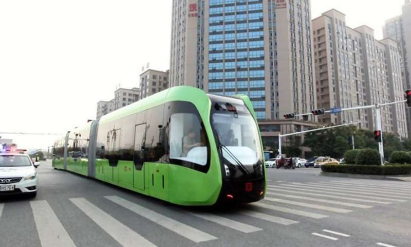 Looking past the hype about'trackless trams'
