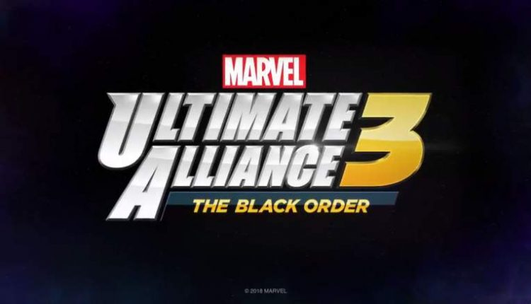 Marvel Ultimate Alliance 3 Coming Exclusively For Nintendo Switch
