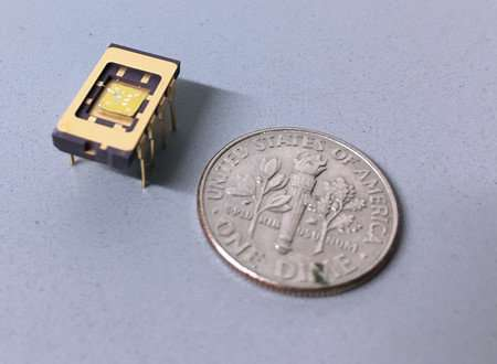 Microscopic devices that control vibrations could allow smaller mobile devices