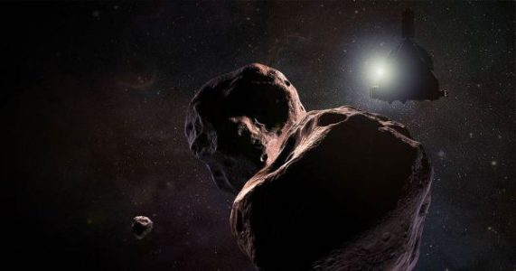 New Horizons Will Fly Past the Most Distant Object