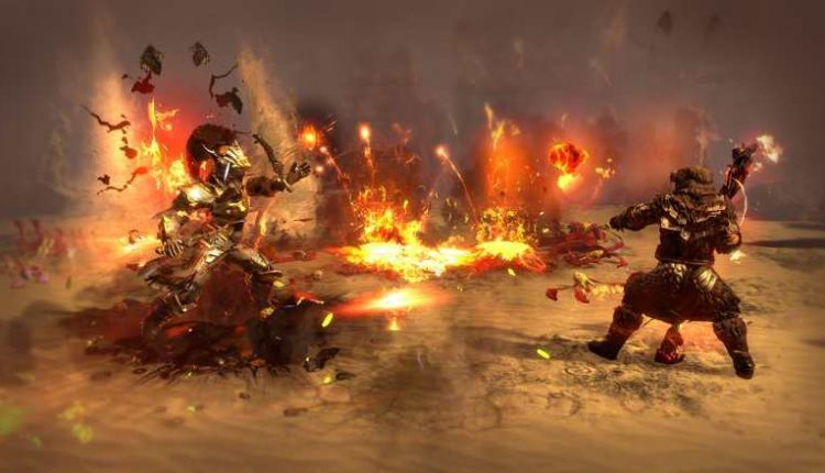 Path of Exile PS4 Release Date Delayed Until Next Year
