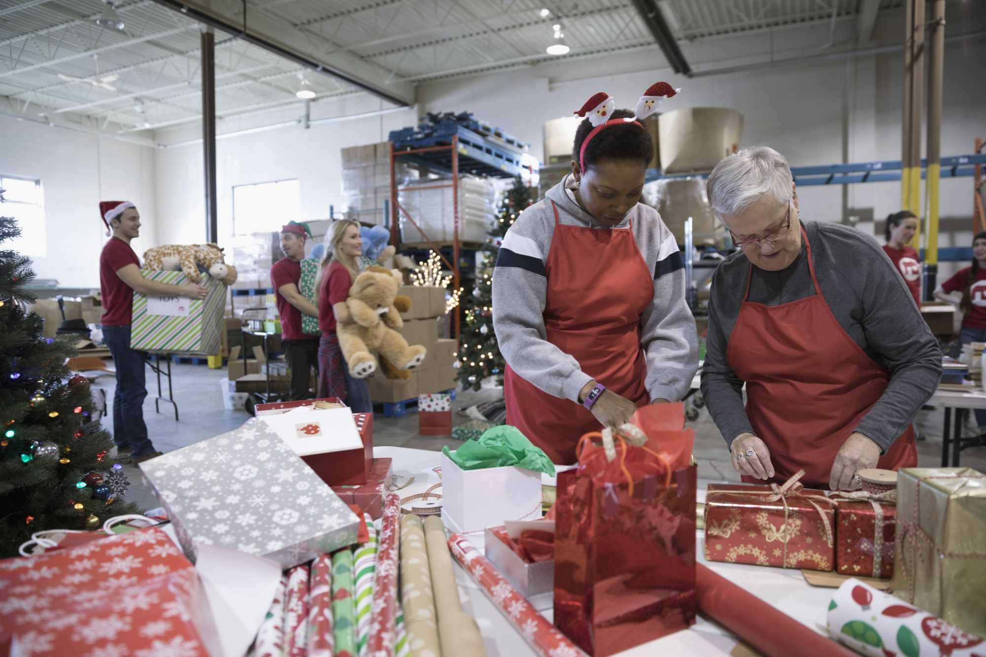 A'Holiday' Thought: Philanthropic Involvement Can Advance your Career. Here's How.