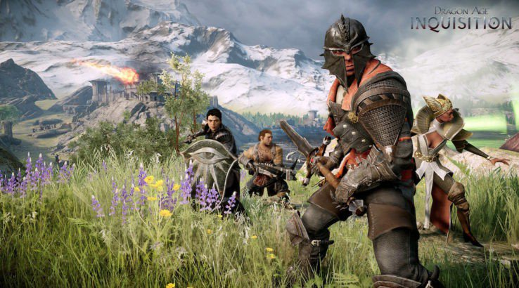 BioWare GM Dragon Age microtransaction