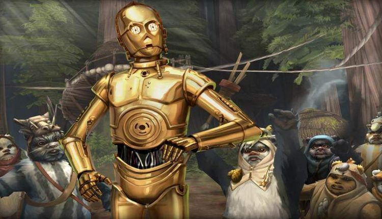 Star Wars Galaxy of Heroes C-3PO Character Requirements