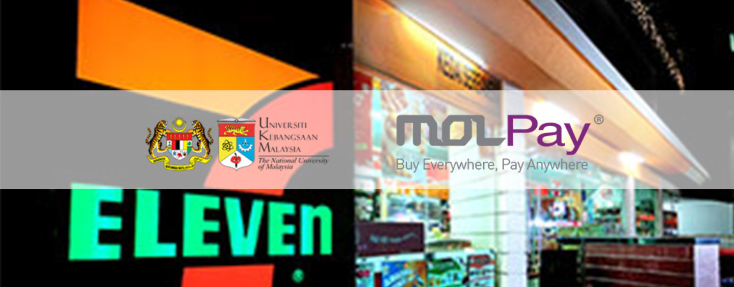 Students in Malaysia can Pay Tuition Fees now via MOLPay in 7-Eleven Outlets
