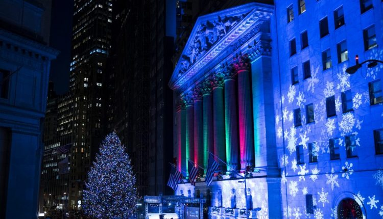 The stock market just booked its ugliest Christmas Eve plunge in history