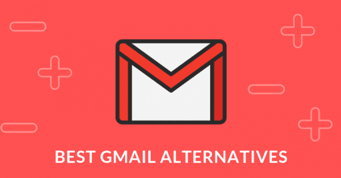 Top 10 Best Free Gmail Alternatives in 2019