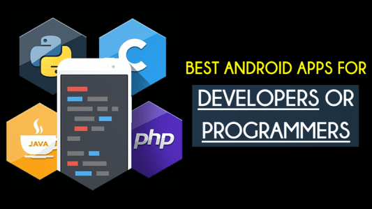 Top 25 Best Android Apps For Developers or Programmers