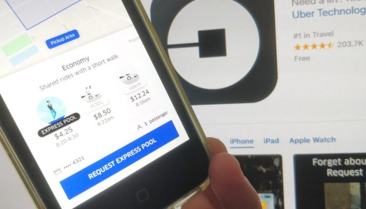 Uber confidentially files for IPO a day after Lyft