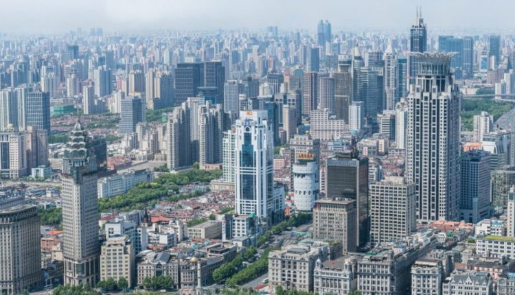 We could explore this astonishing 195-gigapixel panorama of Shanghai