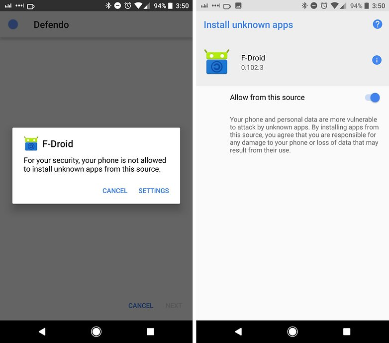 android 8 oreo 3rd party apps