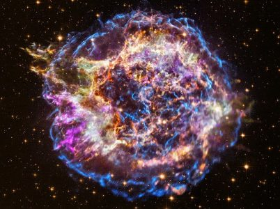 Team at Harvard-Smithsonian and Brown Use Virtual Reality to Look Inside Stars