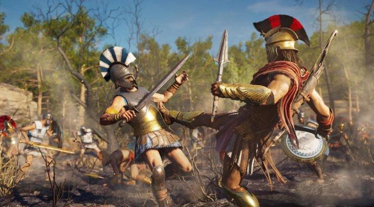 assassins creed odyssey conquest mercenary